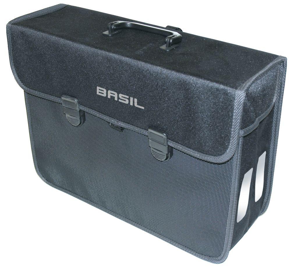 Brašna na nosič Basil Malaga XL jednostranná