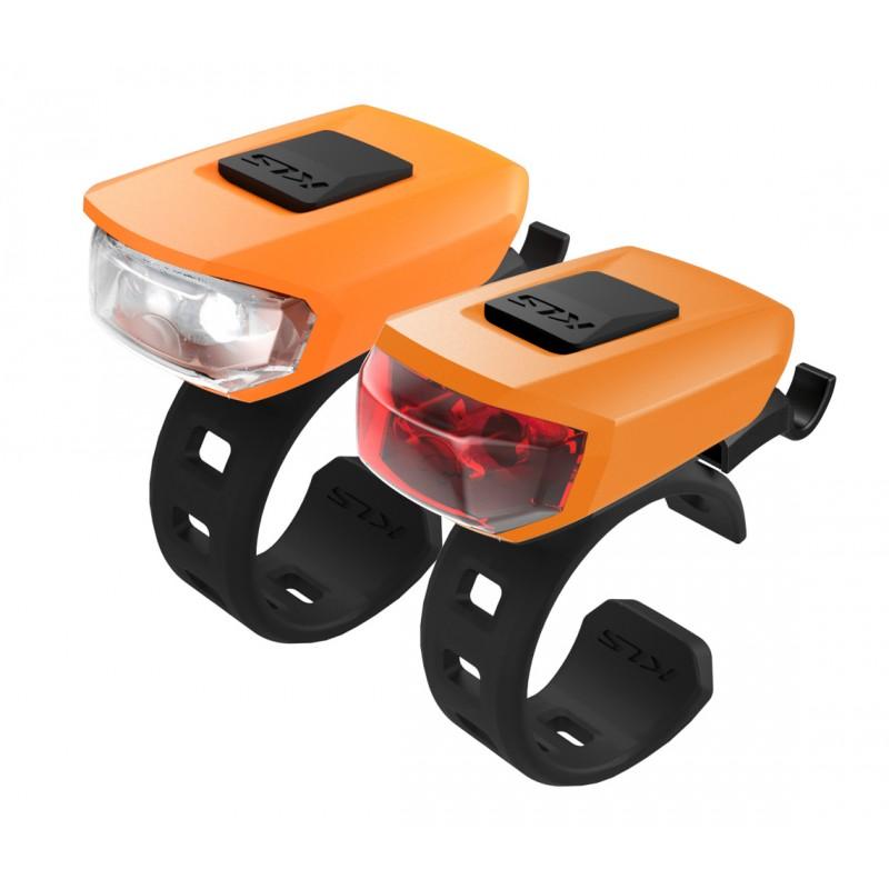 Osvětlení set KLS VEGA orange