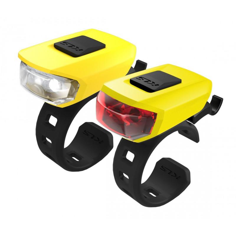 Osvětlení set KLS VEGA yellow