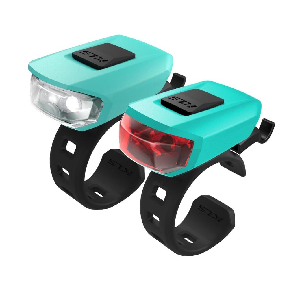 Osvětlení set KLS VEGA Turquoise