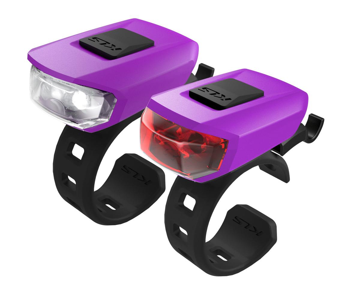 Osvětlení set KLS VEGA purple