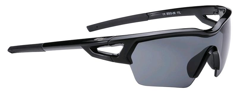 Cyklistické brýle BBB BSG-36 Arriver červené