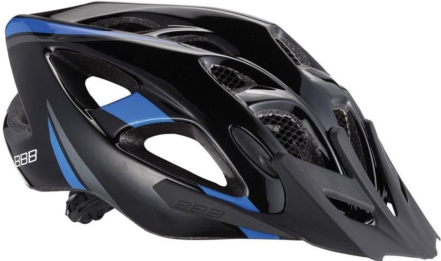 Cyklistická přilba BBB BHE-34 ELBRUS 2014 bílá L