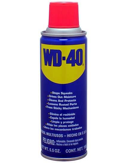 Olej WD-40 250 ml