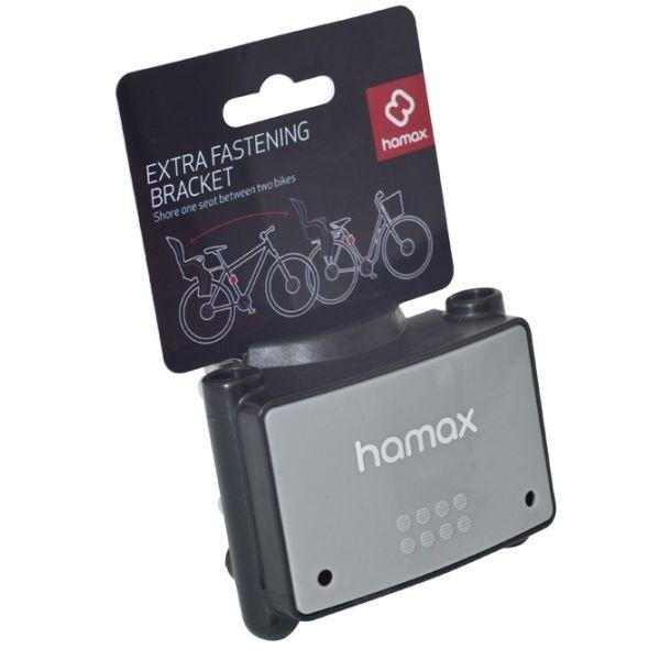 Držák sedačky Hamax UNI + reflexní pásek zdarma