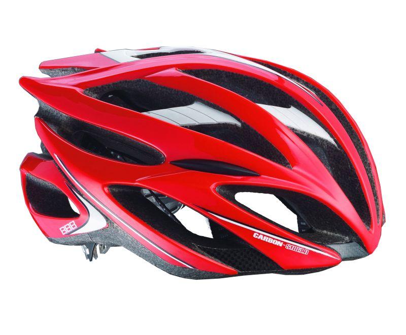 Cyklistická přilba BBB BHE-01 Falcon bílá L