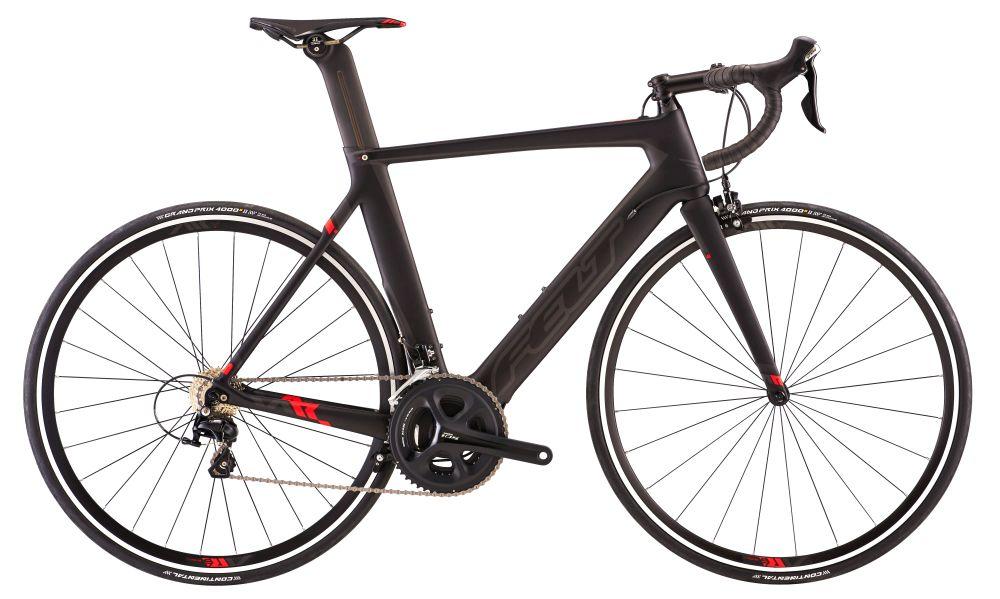 Silniční kolo Felt AR 5 2016 černá, 56 cm