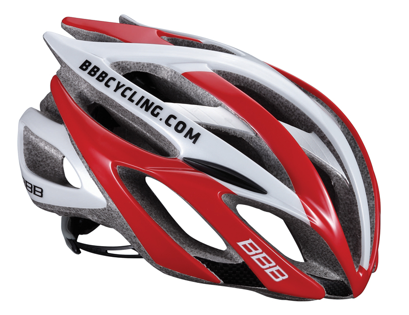 Cyklistická přilba BBB BHE-01 Falcon Team modro/bílá L