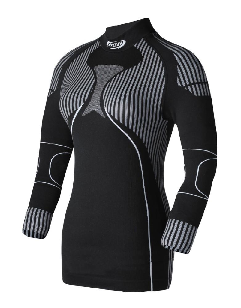 Cyklistické prádlo BBB BUW-16 ThermoLayer dámské termoprádlo M/L