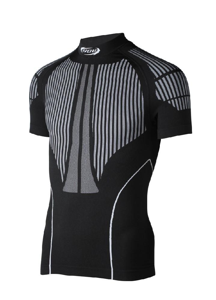 Cyklistické prádlo BBB BUW-11 ThermoLayer pánské termoprádlo + reflexní pásek zdarma M/L