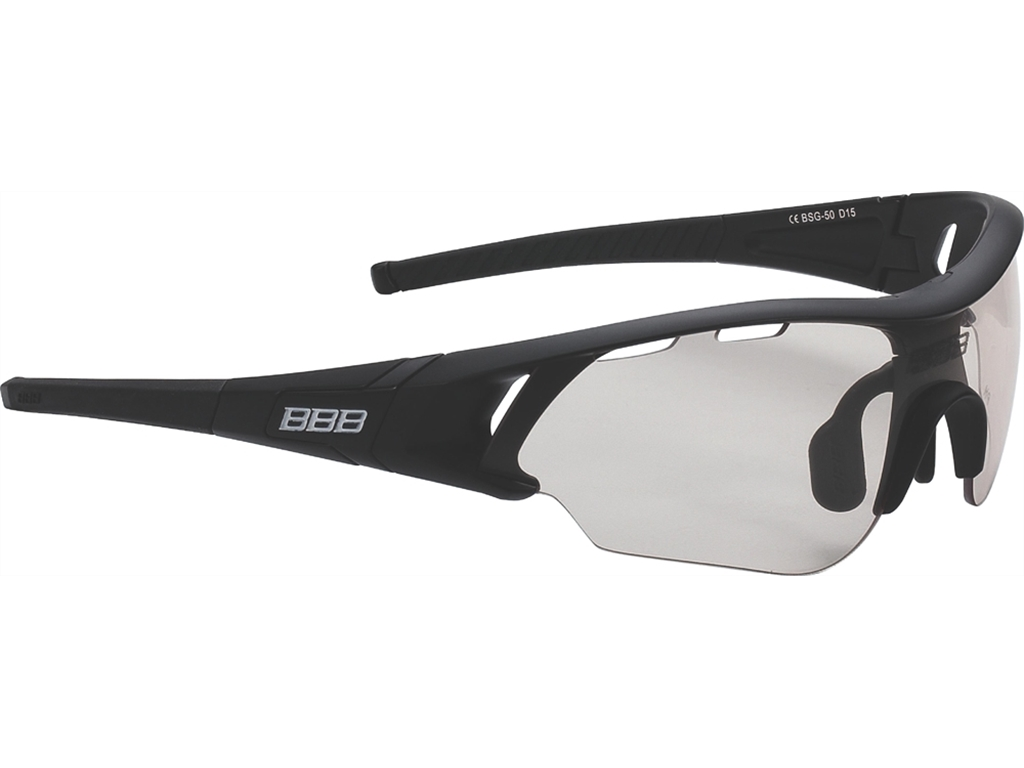 Cyklistické brýle BBB BSG-50 Summit PH fotochromatické + reflexní pásek zdarma
