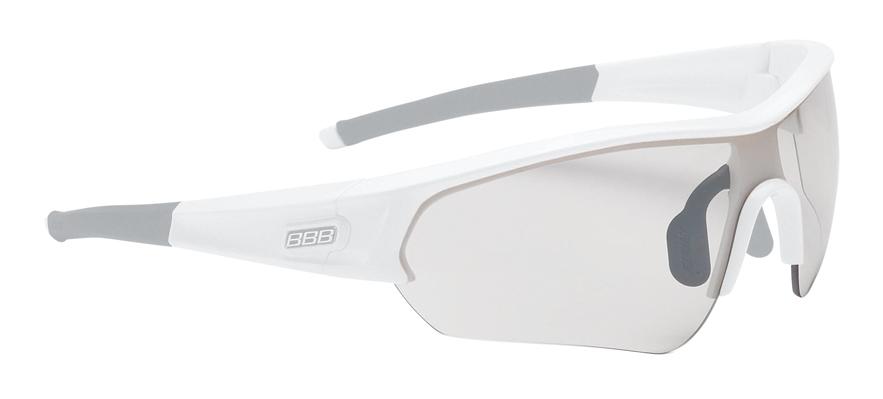 Náhradní skla cyklistických BBB BSG-43 Select kouřové 4311