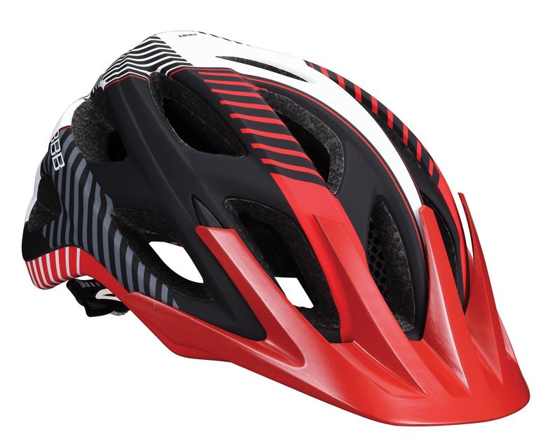 Cyklistická přilba BBB BHE-68 NERONE (více barev) černá L