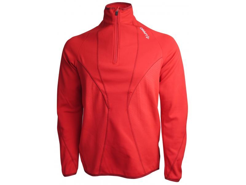 Pánský rolák Craft Tailor Pullover červená L