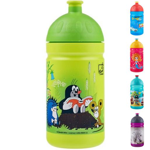 Dětská láhev na kolo zdravá 0.5l