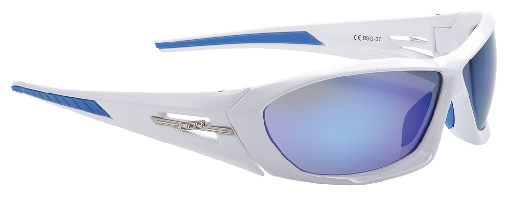 Cyklistické brýle BBB BSG-37 RAPID MLC Bílé