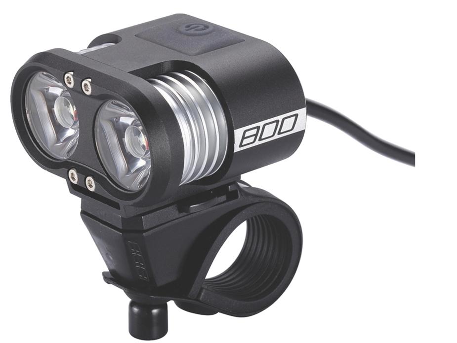 Přední světlo na kolo BBB BLS-67 Scope 800 černá