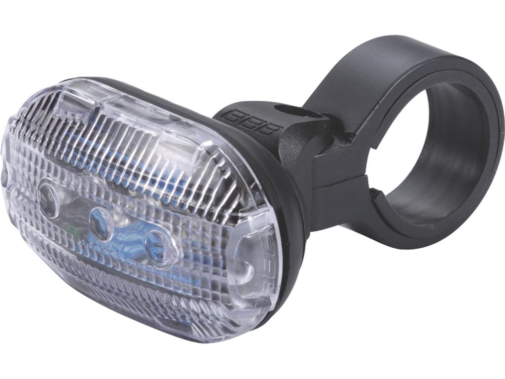Světlo na kolo přední/blikačka BBB BLS-77 FrontLaser černá
