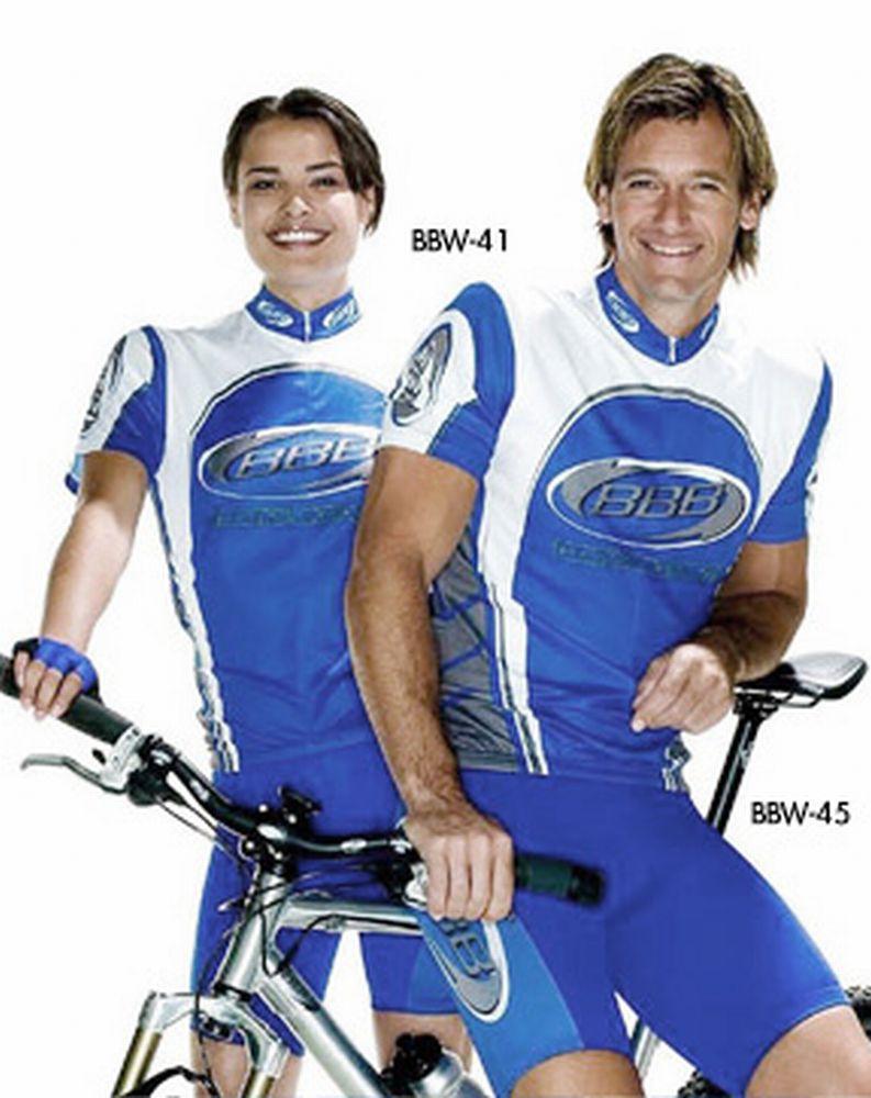 Cyklo kraťasy krátké BBB BBW-45 Team Bib-Shorts