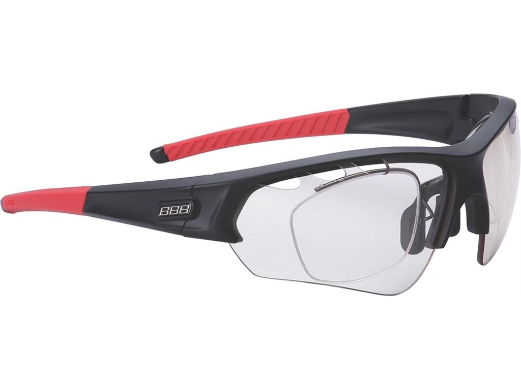 Cyklistické brýle BBB BSG-51 Select Optic PH fotochromatické dioptrické + reflexní pásek zdarma
