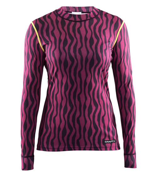 Cyklistické prádlo CRAFT triko Mix and Match dámské černé L