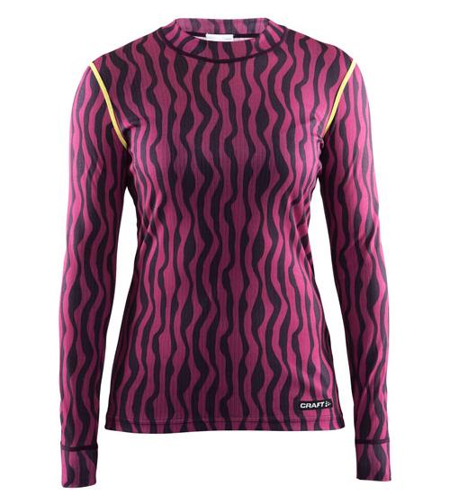Cyklistické prádlo CRAFT triko Mix and Match dámské modrá S