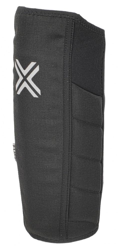 Chránič holení/kotníku BMX Fuse Alpha černé M