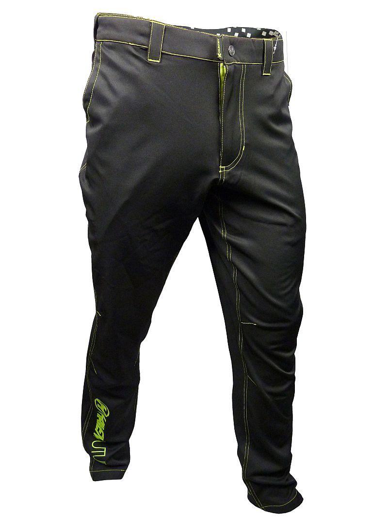 Kalhoty Haven Futura černo zelené L 7951b6accf