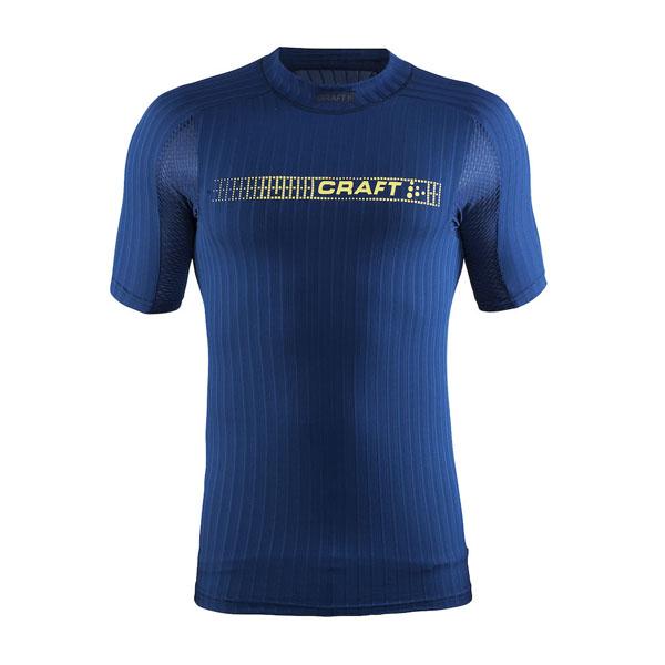 CRAFT triko krátký rukáv Active Extreme pán. modré M