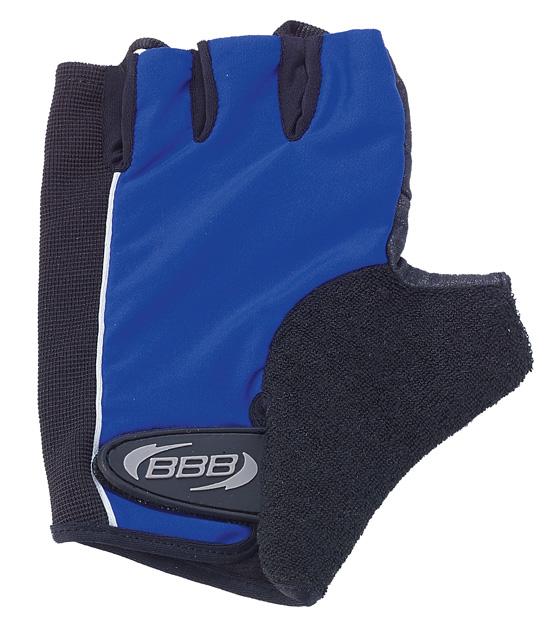 Rukavice na kolo letní BBB BBW-17 Classic modré M