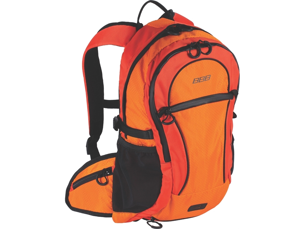 Batoh BBB BSB-121 TrailPacker oranžovo/červený