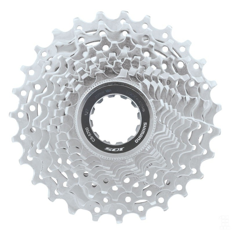Kazeta Shimano 105 CS-5700 10sp 12-27