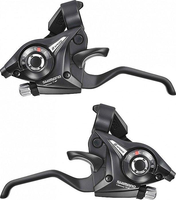 Brzdová + řadící páka Shimano ST-EF51 3x8