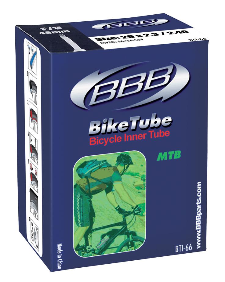 Duše na kolo BTI-68 BikeTube 27.5x3 AV