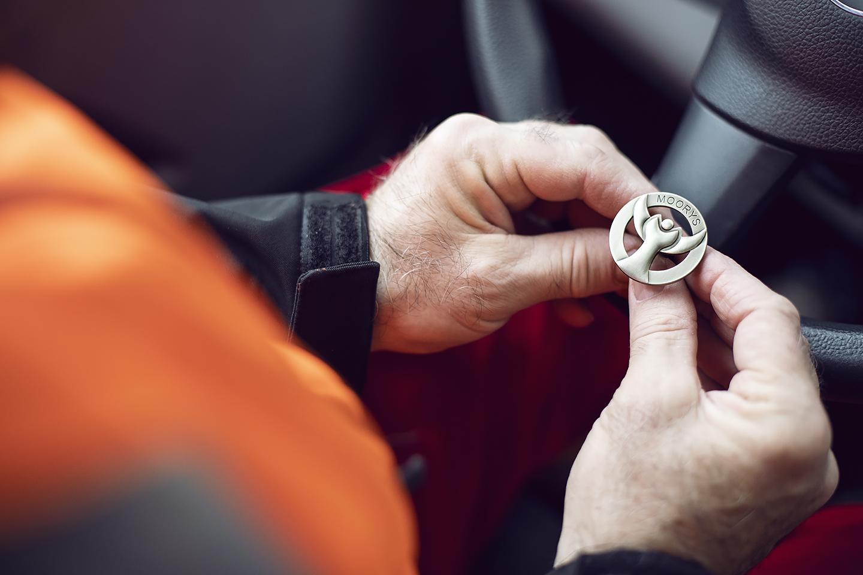 Tolerance a klid s Moorysem za volantem sanitky