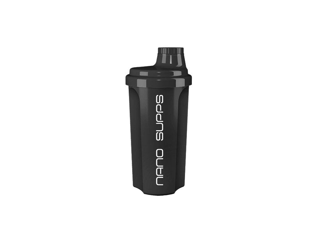 nanosupps shaker black