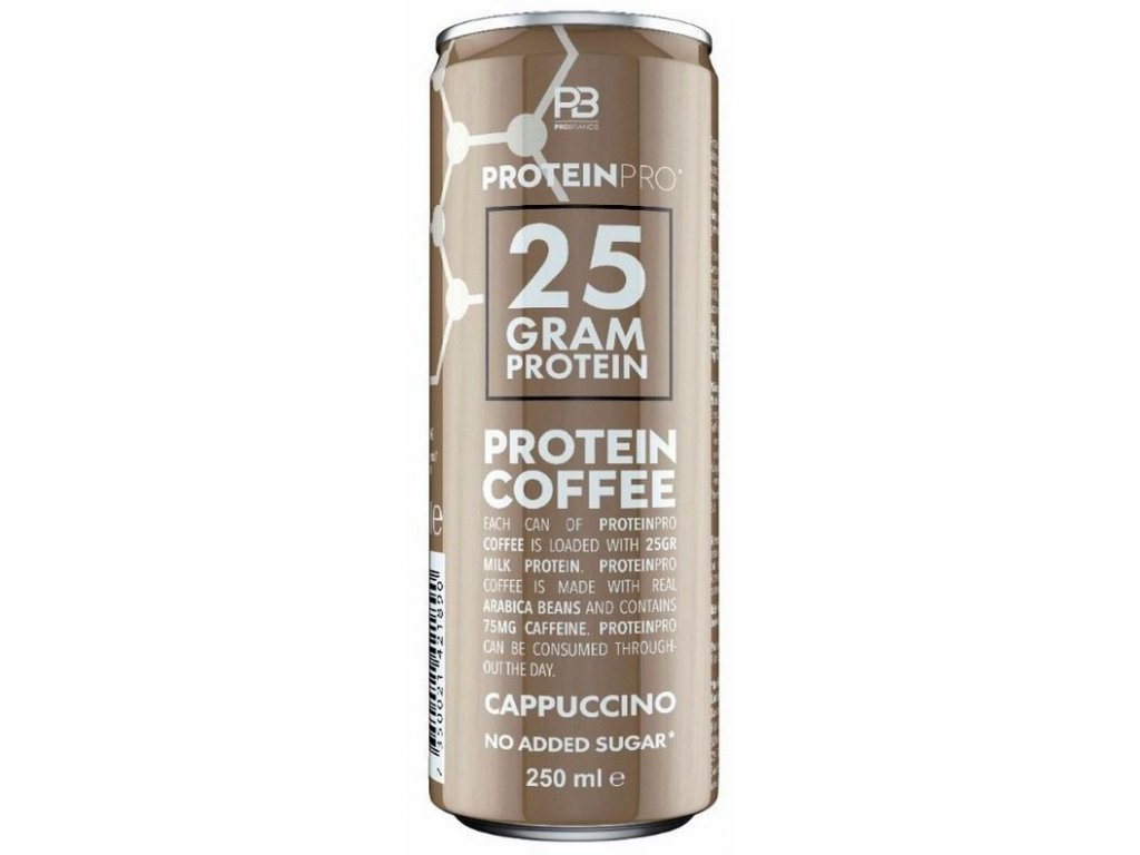 FCB PROTEINPRO COFFEE 250 ML