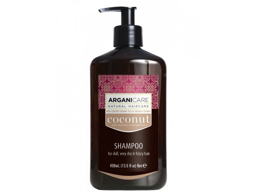 Arganicare COCONUT SHAMPOO for dull, very dry & frizzy hair
