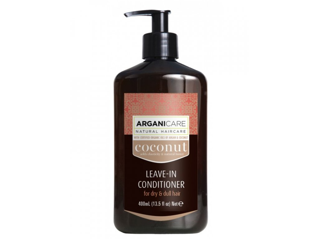 Arganicare COCONUT LEAVE IN CONDITIONER for very dry & dull hair