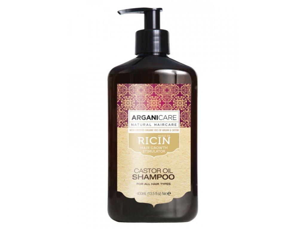 Arganicare Castor Oil Shampoo