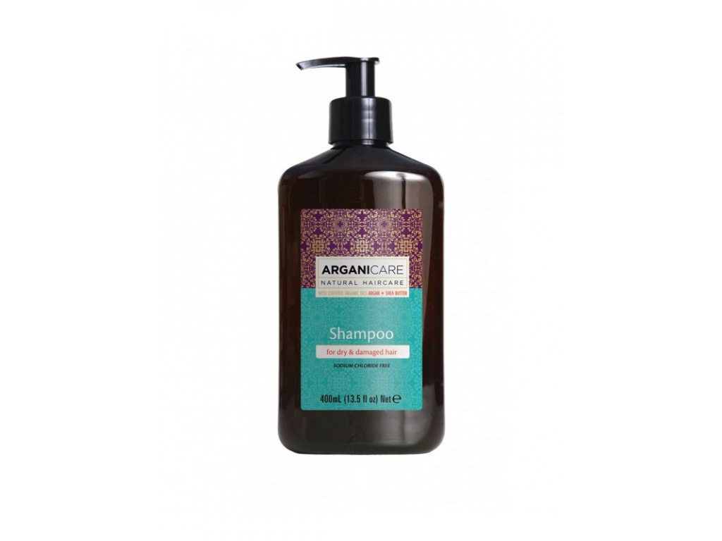 Arganicare Argan Oil Shampoo for dry & damaged hair