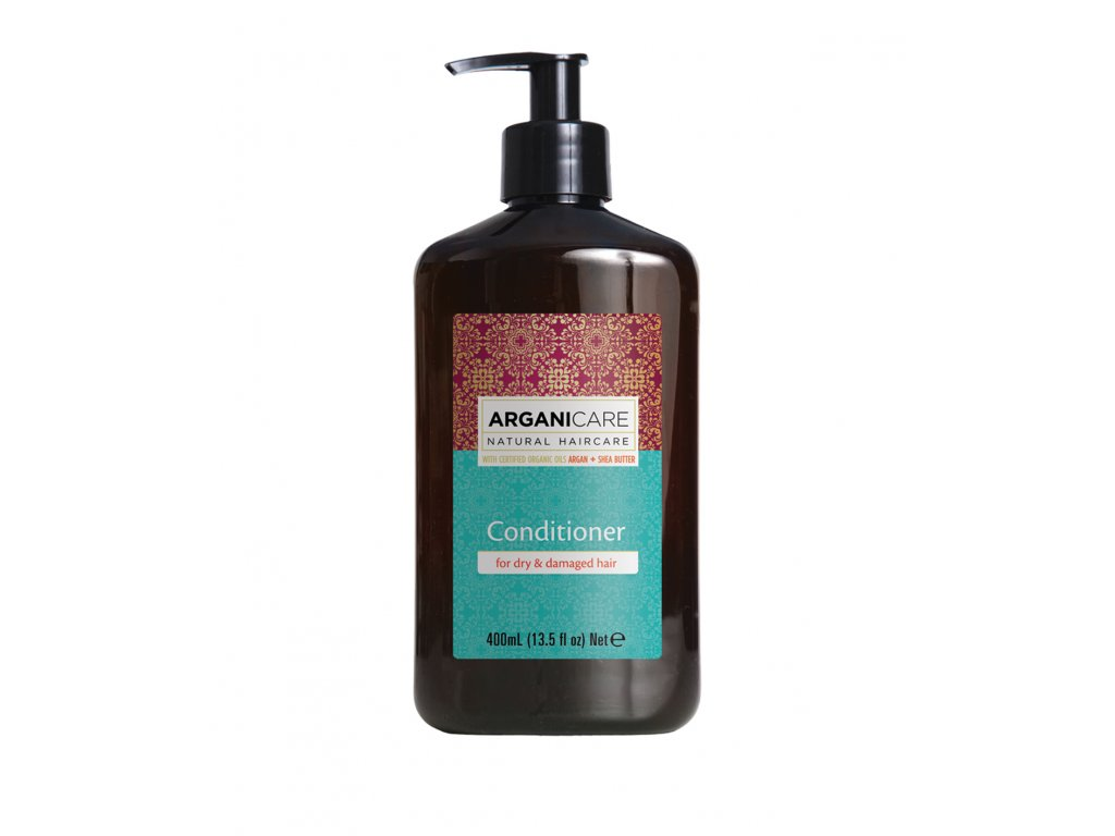 ARGANICARE ARGAN OIL CONDITIONER FOR DRY & DAMAGED HAIR 400 ML