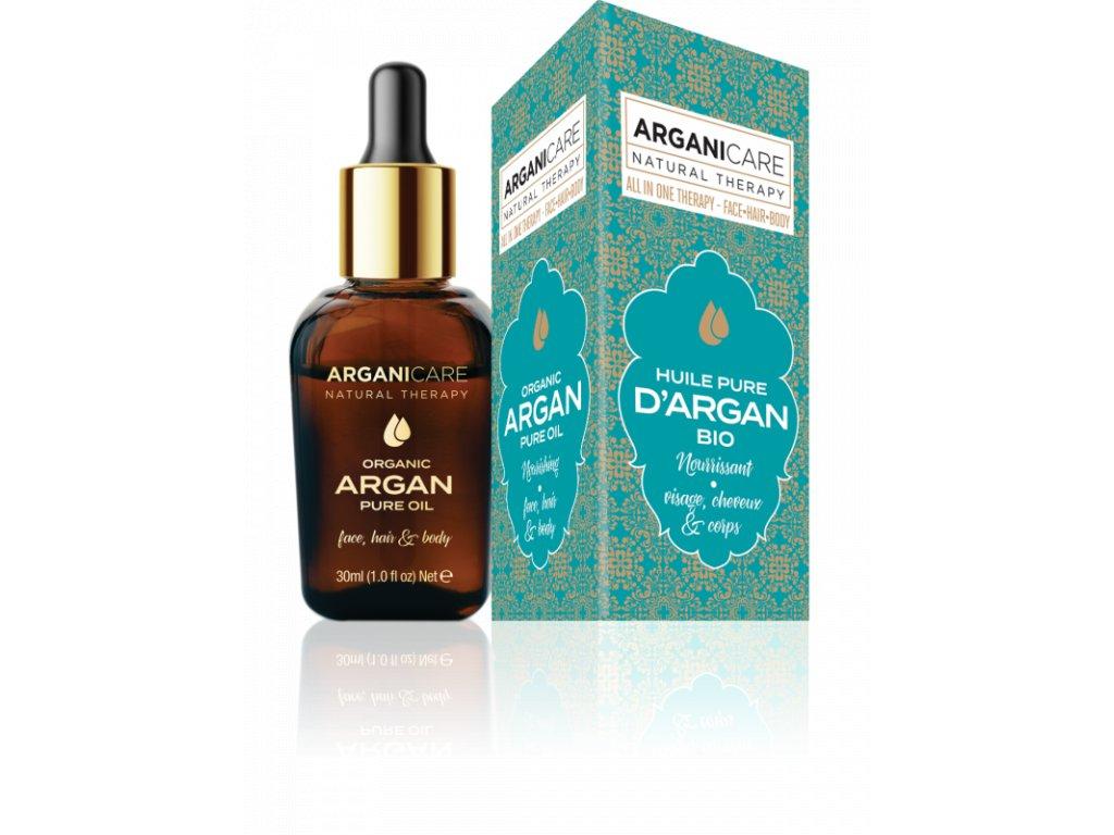 Arganicare ARGAN Organic Oil