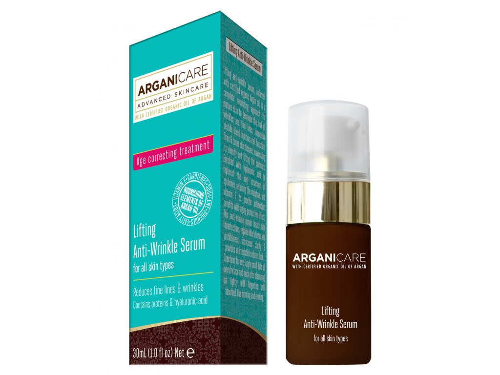 ARGANICARE SKIN CARE LIFTING ANTI-WRINKLE SERUM 30 ML