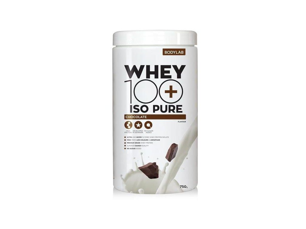 BODYLAB WHEY PROTEIN ISO PURE 750 G