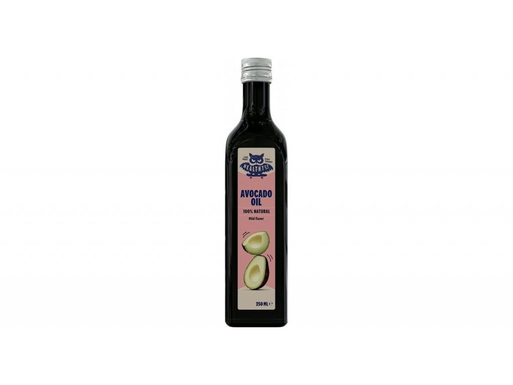 healthyco avokadovy olej