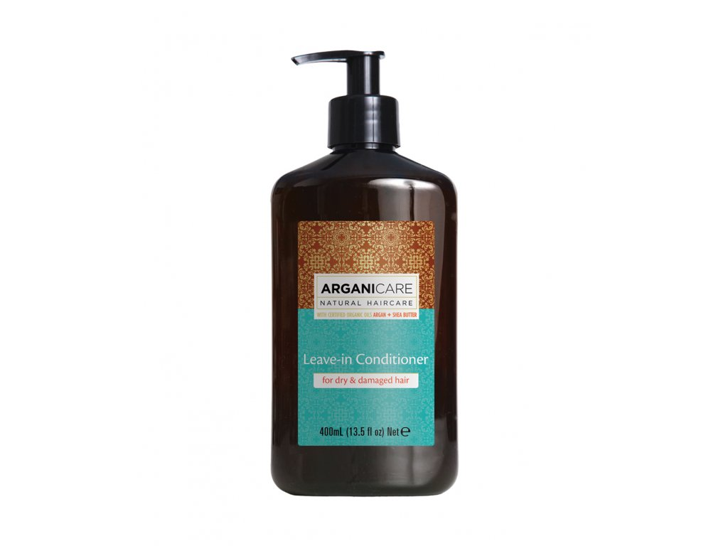 ARGANICARE ARGAN OIL LEAVE-IN CONDITIONER FOR DRY & DAMAGED HAIR 400 ML