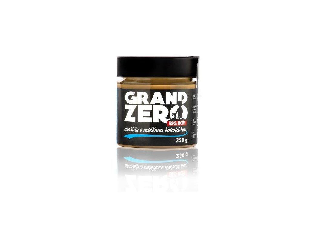 kremy big boy grand zero s mlecnou cokoladou 250g