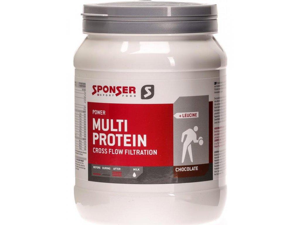 SPONSER MULTI PROTEIN CFF 850 G  Doplněk stravy