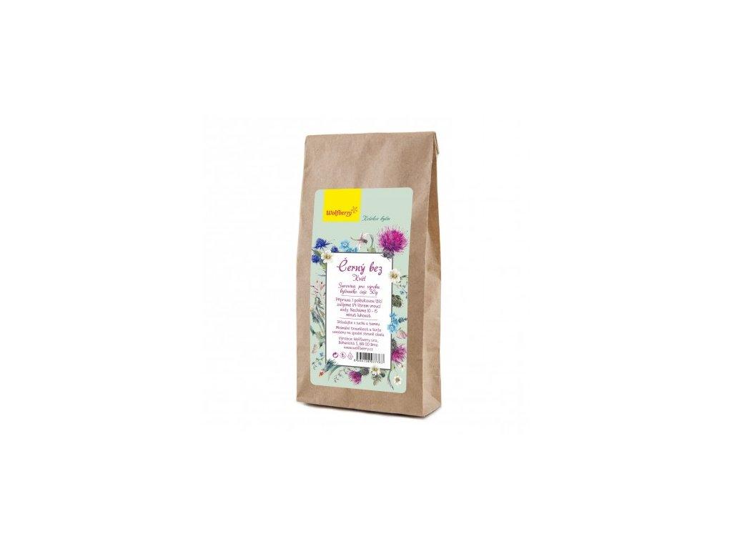cerny bez bylinny caj wolfberry 50 g